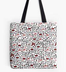Pretty Little Liars Tote Bag