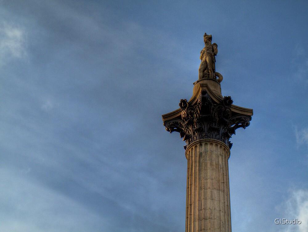 Nelson's Column by GIStudio