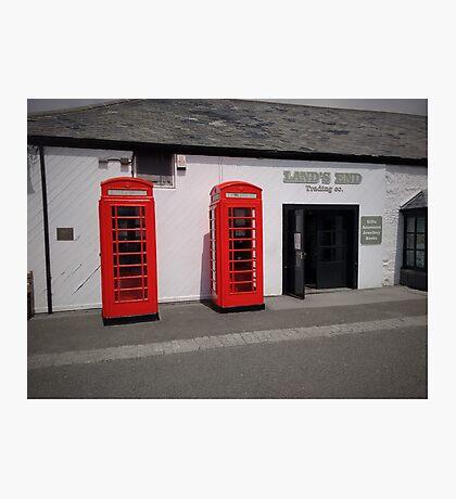 Phonebox Photographic Print