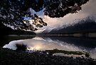 Mavora Lakes, Sunset by Michael Treloar