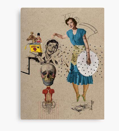 SEÑUELO Y TRAMPA (Lure and Trap) Canvas Print
