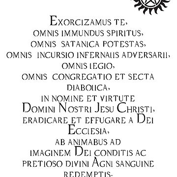 Exorcism  by pepsiandnutella