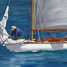 The end of the sail by Linda Marques