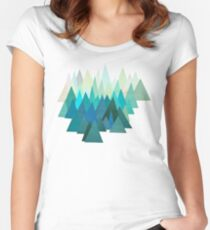 Cold Mountain Women's Fitted Scoop T-Shirt