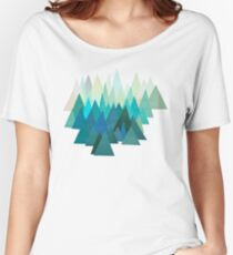 Cold Mountain Women's Relaxed Fit T-Shirt