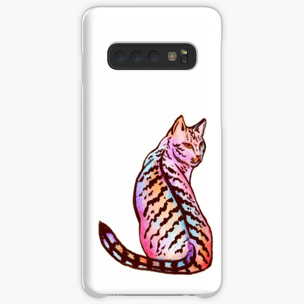 Rainbow Cat (2019) Samsung Galaxy Snap Case