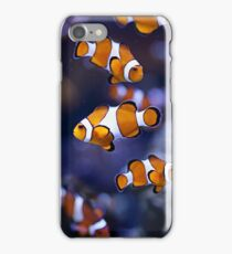nemo clownfish iPhone Case/Skin
