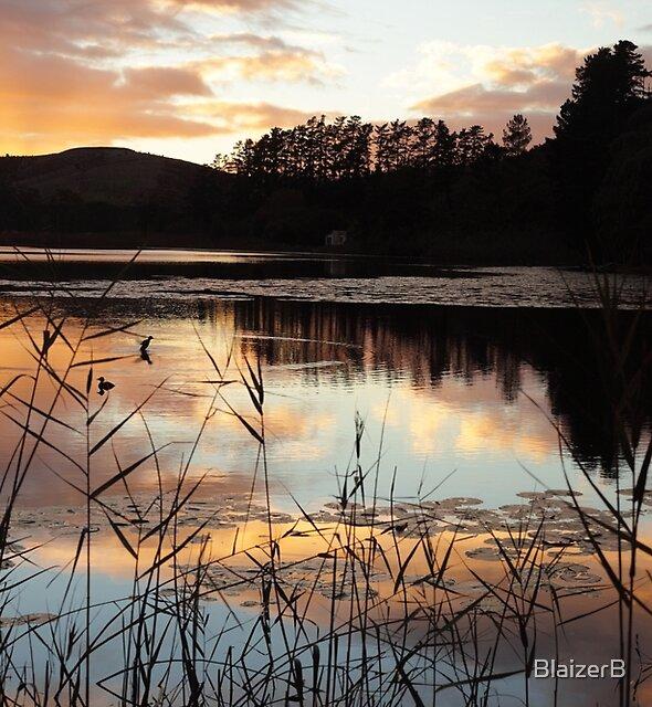 oneiric sunrise by BlaizerB