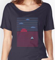 Plain Sailing Women's Relaxed Fit T-Shirt