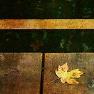 Leaf Zen II by Rebecca Cozart