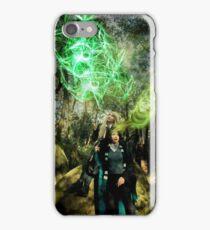 Dark Spells  iPhone Case/Skin