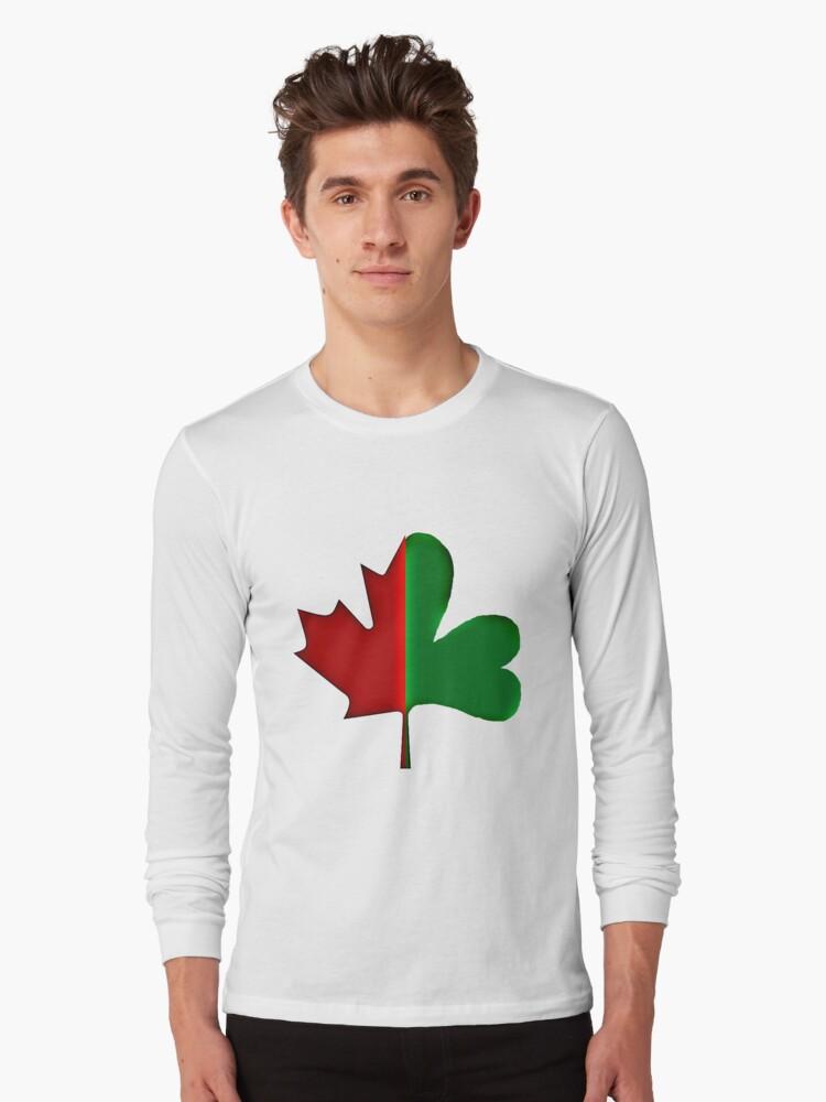 Irish Canadian/Canadian Irish 3-D by Kevin  Whitaker