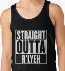 Straight Outta Rlyeh Tank Top