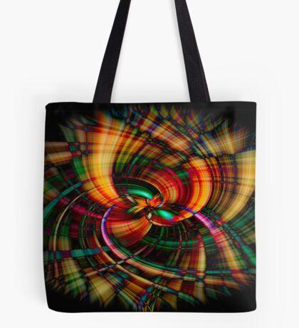Plastic Fantastic Color Tote Bag