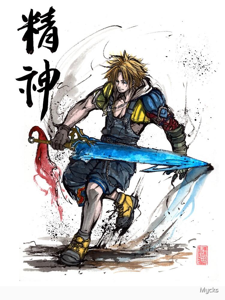 Tidus von Final Fantasy X von Mycks