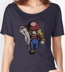 Mario Kidnap Women's Relaxed Fit T-Shirt
