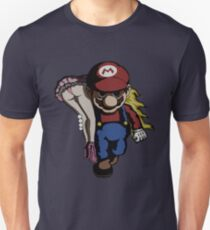 Mario Entführung Unisex T-Shirt