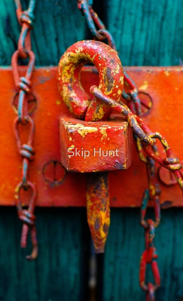 Cask by Skip Hunt