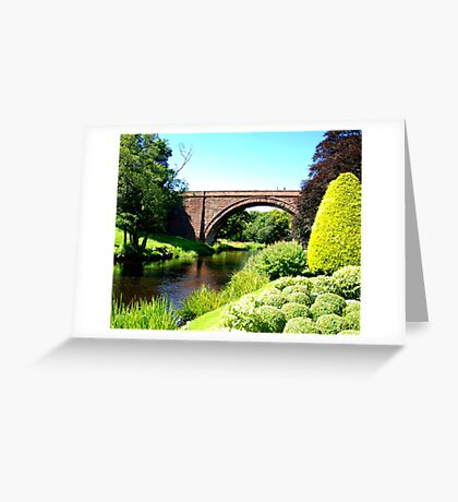 View from the Auld Brig O'Doon Greeting Card