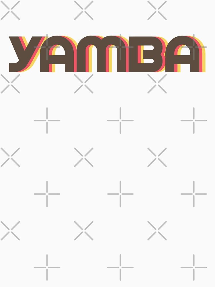 Yamba Retro by designkitsch