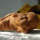 Reclining Buddha  by yeuxdechat