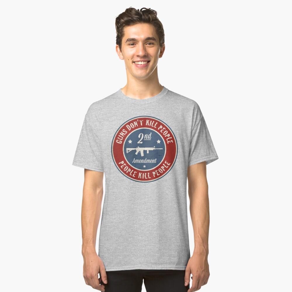 Second Amendment Classic T-Shirt