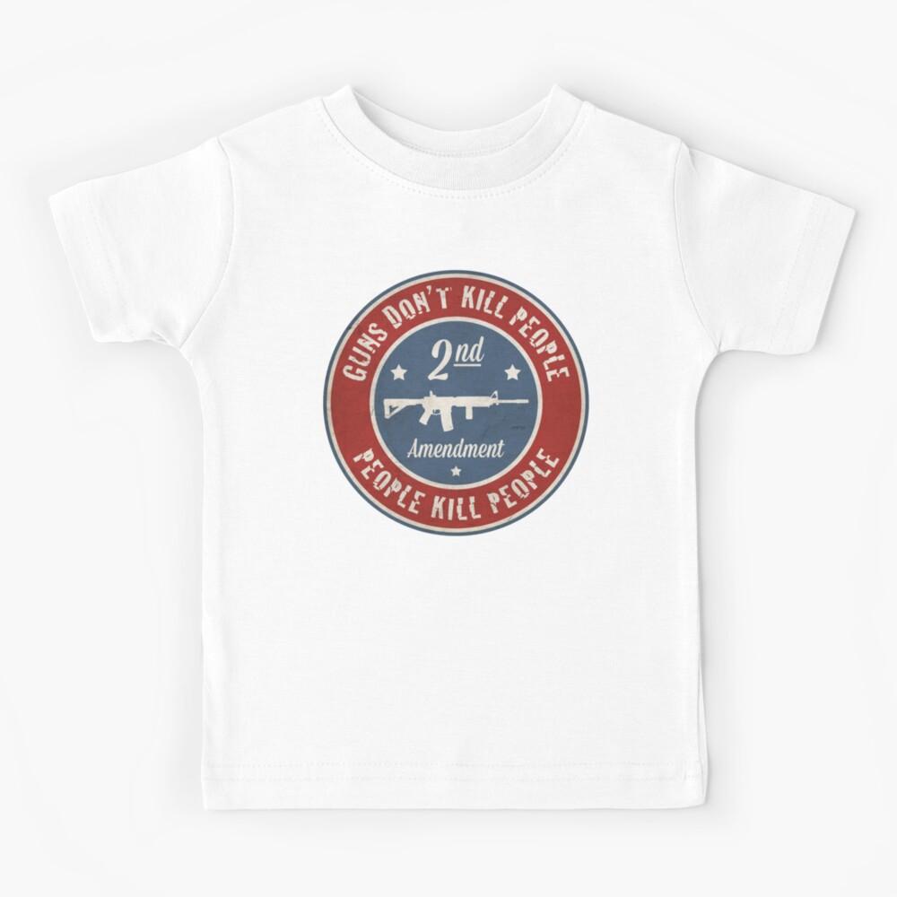 Second Amendment Kids T-Shirt