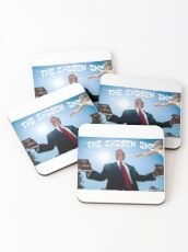 The Chosen One Coasters