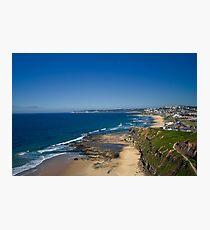 Bar Beach View Photographic Print