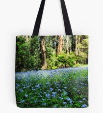 Forget-me-nots Tote Bag