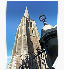 Rowe Street Church, Wexford, Ireland. Poster