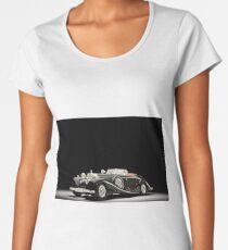Mercedes Benz 500K Premium Scoop T-Shirt