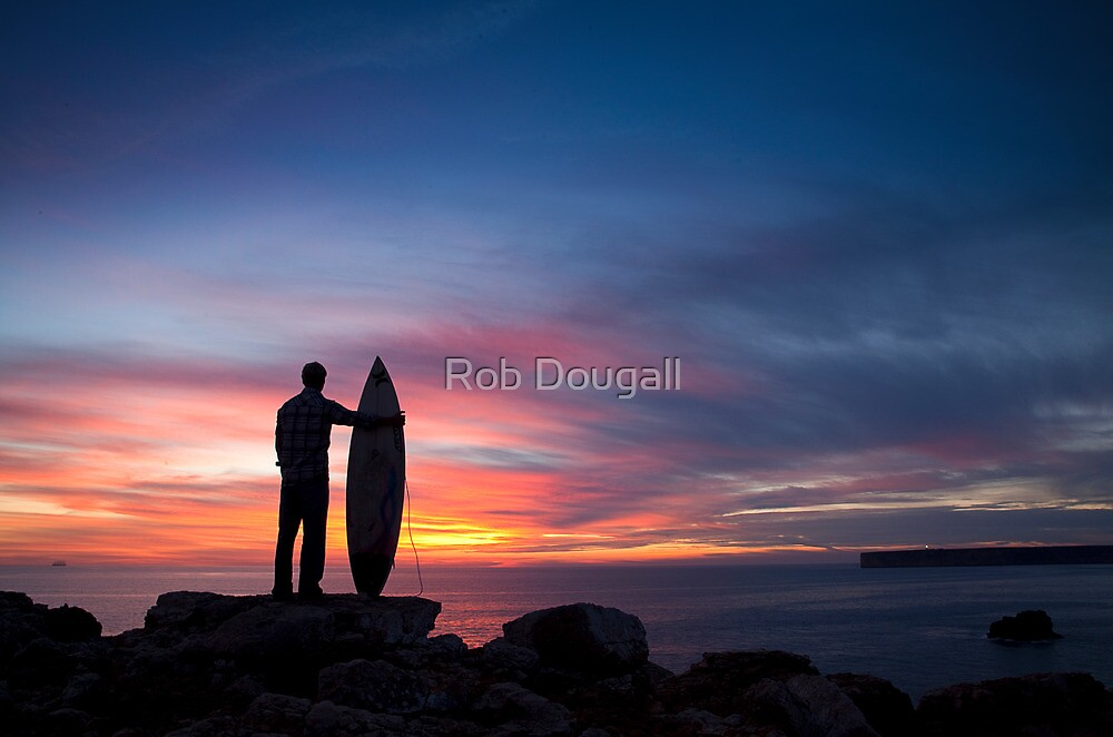 The End of the World by Rob Dougall