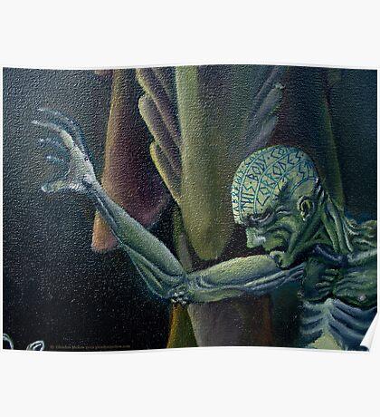 Symbiosis:  Human Poster