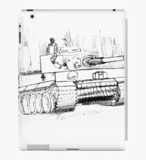 Tiger Tank iPad Case/Skin