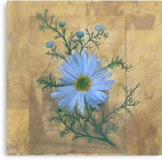 Russia's Chamomile by Carrie Jackson