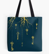 Choose Your Own Adventure Tote Bag