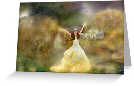 Grimm's Faerie Cinderella by Carrie Jackson