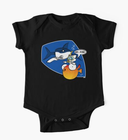 Go, Fish Kids Clothes