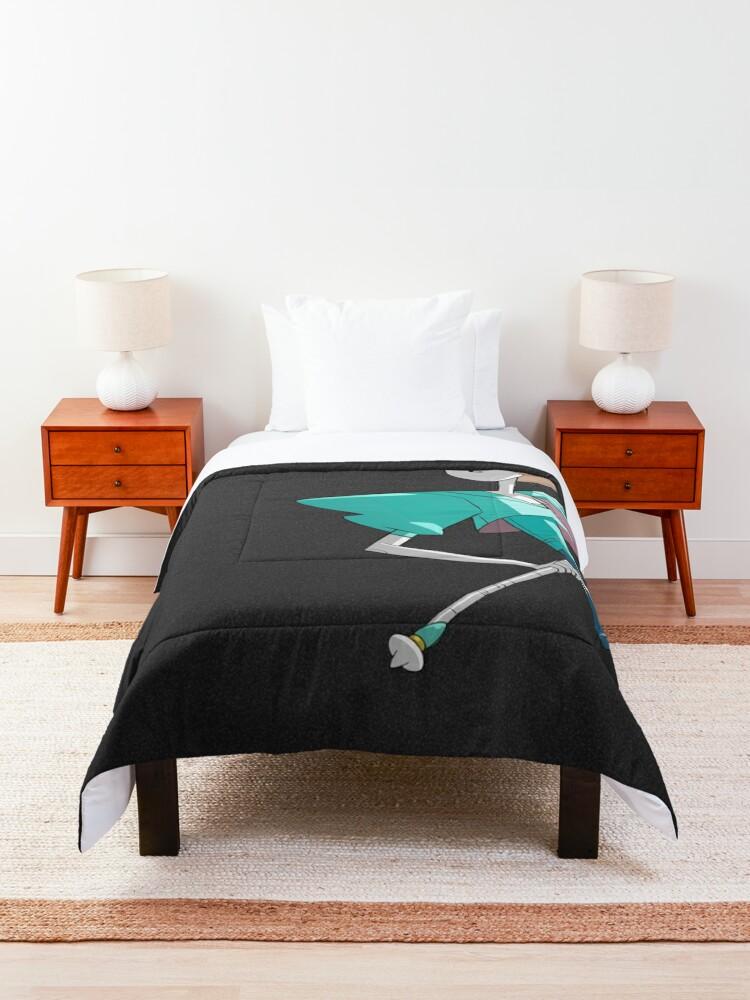 Alternate view of Pearl Comforter