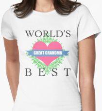 World's Best Great Grandma T-Shirt