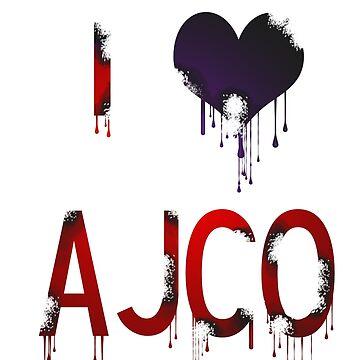 Burnt AJCO by 42nights