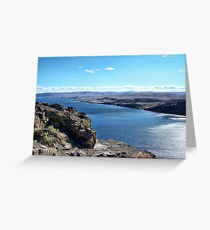 Vantage Point Greeting Card