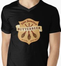 Hallows Eve Reserve Brew Mens V-Neck T-Shirt