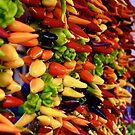 Peppers by Chrissy Edye