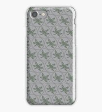 Ohio State - Buckeye Leaf Stickers for Helmet - Print, iPhone, iPad Cases iPhone Case/Skin