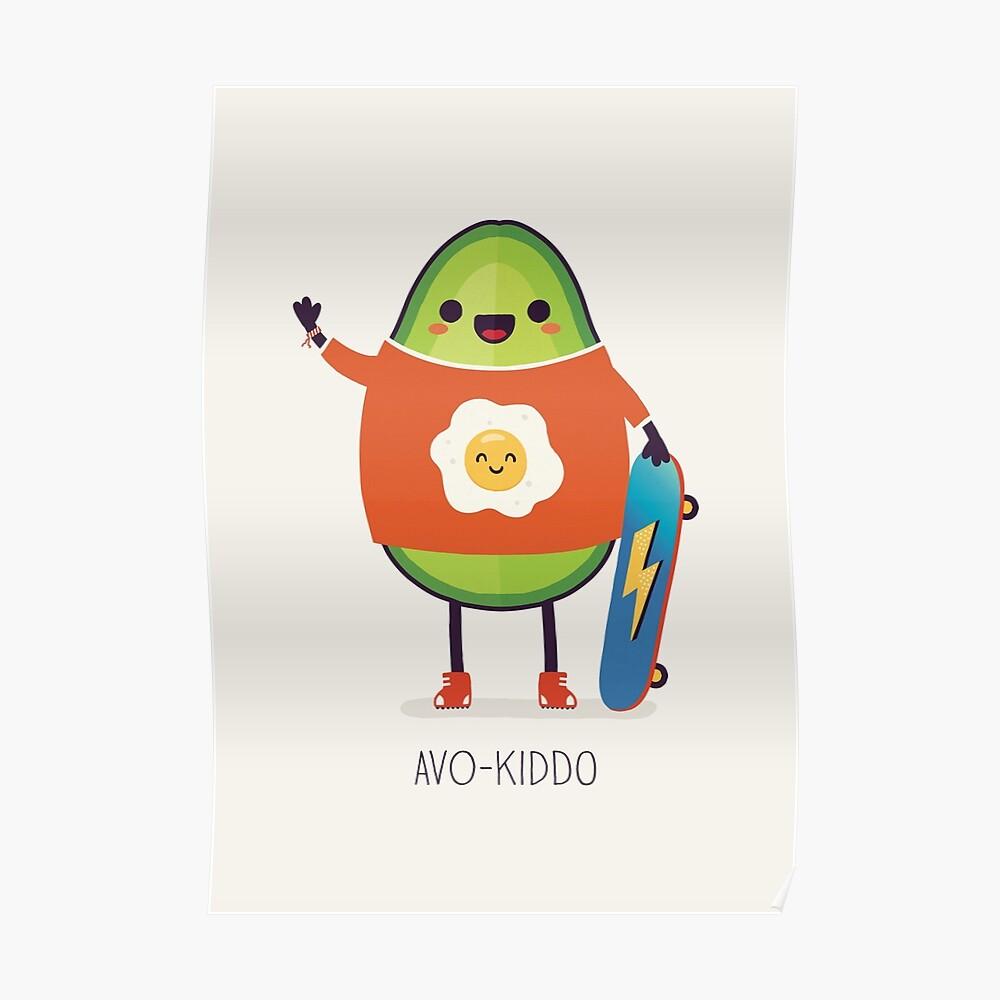 Avo-Kiddo Poster