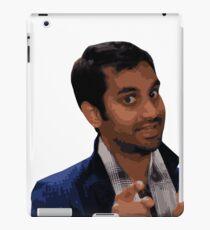 Tom Haverford iPad Case/Skin