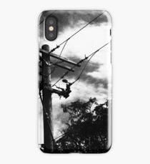 tele pole iPhone Case/Skin