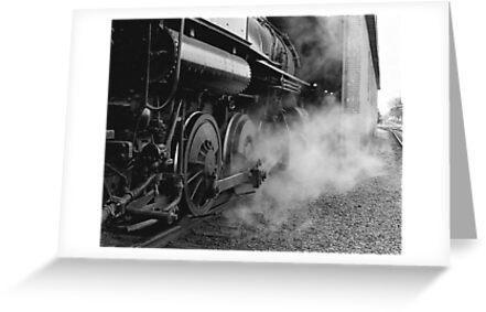 Steamed by Scott  Hafer